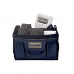 Kavalkade harjade-tarvikute-kaitsmete kott / tumesinine