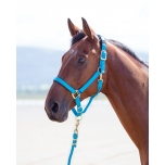 Topaz nailonist päitsed / extra extra small pony, sinine