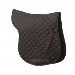"Puuvillane valtrap ""Cotton Quilted GP"" / pony, pruun"