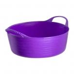 Gorilla Tub® Small Shallow 15L / lilla