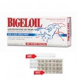 Bigeloil No-Mess tepitud savimähised jalgadele 8tk