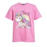"""Laste t-särk """"Bella Pink Unicorn"""""""