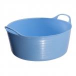 Gorilla Tub® Small Shallow 15L / helesinine