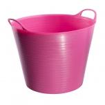 Gorilla Tub® Medium 26L / roosa