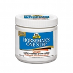 Horseman´s One Step 425g / 2in1 naha puhastus + hooldus