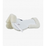 "Sadulapehmendus ""Airtechnology Shockproof Wool"" / full, valge-naturaalne"