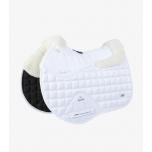 "Üld- ja hüppevaltrap ""Capella Close Contact Merino Wool"" / full, valge-naturaalne"