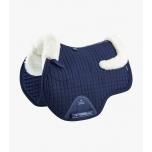 "Üld- ja hüppevaltrap ""Close Contact Merino Wool European"" / full, tumesinine-naturaalne"