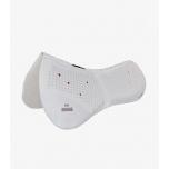 "Korrigeeriv sadulapehmendus ""Tech Grip Pro Anti-Slip"" / full, valge"