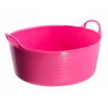 Gorilla Tub® Small Shallow 15L / roosa