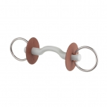 Beris Loose Ring Tongue Port suuline / 13cm pehme (rõngas 6cm)
