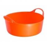 Gorilla Tub® Small Shallow 15L / oranz