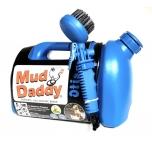 Mud Daddy® kaasaskantav kanistriga pesuhari 5L / sinine